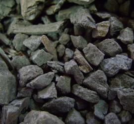 Węgiel brunatny groszek