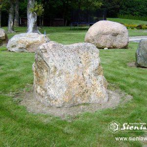 Duże kamienie dekoracyjne
