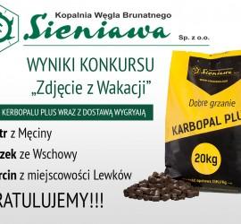 Konkurs KWB Sieniawa